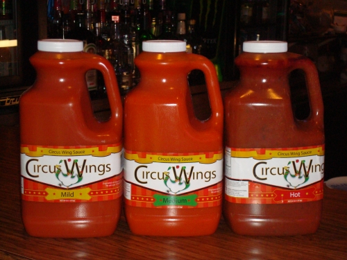 World's Best Hot Wing Sauce - World Famous Circus Hot Wing Sauce